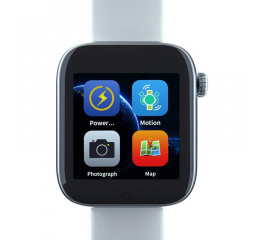 Купить Смарт-годинник Z6 White в Украине
