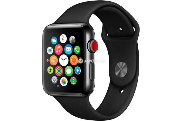 Смарт-часы IWO 5 1:1 42mm Black