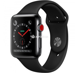 Смарт часы Smart Watch IWO 5 1:1 42mm Black