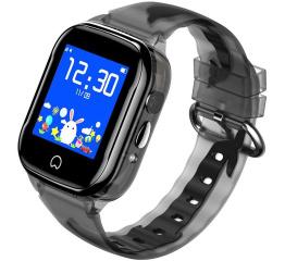 Детские часы-телефон с GPS трекером K21 Black