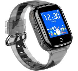 Купить Детские смарт часы с GPS трекером K21 Black в Украине