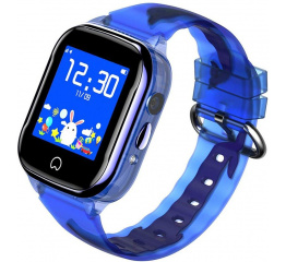 Купить Дитячий смарт-годинник з GPS трекером K21 Blue