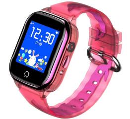 Купить Детские смарт часы с GPS трекером K21 Pink