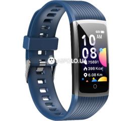 Купить Фитнес браслет UWatch R12 blue в Украине
