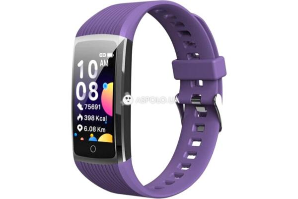 Фитнес браслет R12 purple