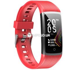Купить Фитнес браслет UWatch R12 red в Украине