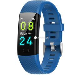 Купить Фитнес браслет UWatch Y10 blue