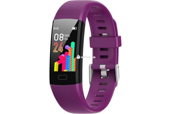 Фитнес браслет Y10 purple