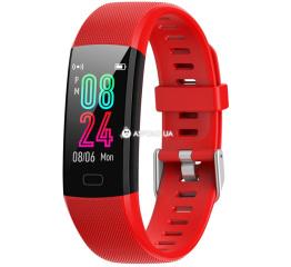 Купить Фітнес-браслет Y10 red