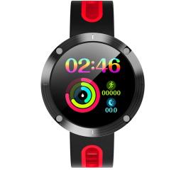 Купить Фітнес-браслет DM58 Plus Red в Украине