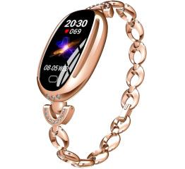 Купить Фітнес-браслет E68 Gold в Украине