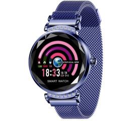 Купить Фітнес-браслет Lemfo H2 Blue