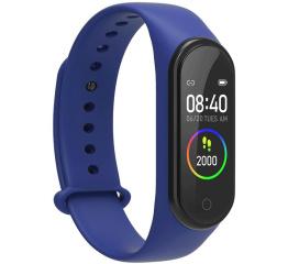 Купить Фитнес браслет M4 Blue в Украине