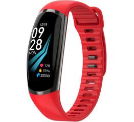 Купить Фітнес-браслет R16 Red
