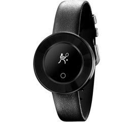 Фитнес браслет UWatch X6 Girl Leather Black