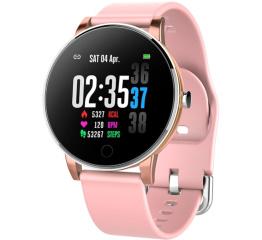 Фитнес браслет Lemfo Y9 pink
