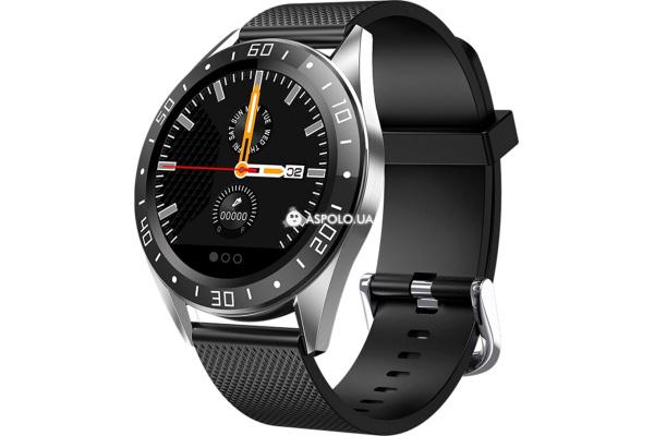 Смарт часы GT105 silver
