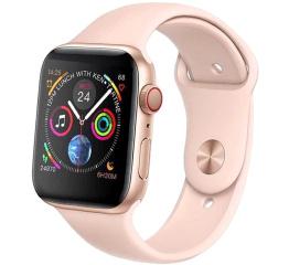 Смарт часы IWO 10 44 mm Pink