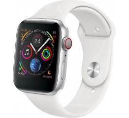 Купить Смарт-годинник IWO 10 44 mm White