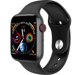 Купить Смарт-годинник W34 Black