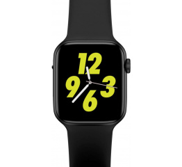 Купить Смарт-годинник W34 Black в Украине