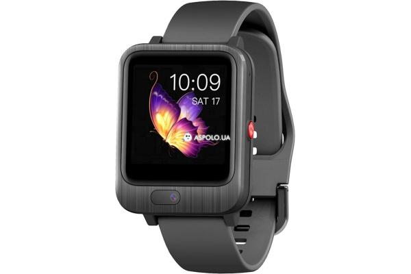 Смарт часы Lemfo LEM11 black