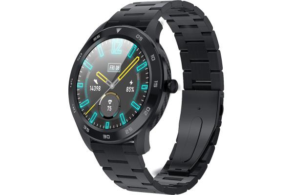 Смарт часы No.1 DT98 Black