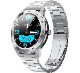 Купить Смарт-годинник No.1 DT98 Silver