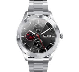 Купить Смарт-годинник No.1 DT98 Silver в Украине