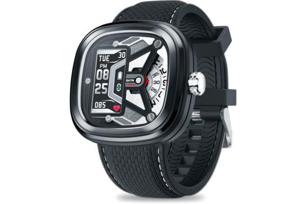 Смарт часы Zeblaze HYBRID 2 Black