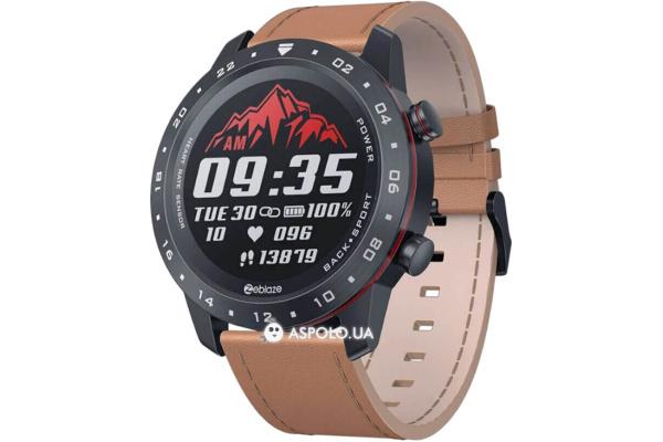 Смарт часы Zeblaze Neo2 Brown