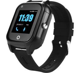 Купить Детские смарт часы с GPS трекером FA28 4G black