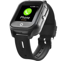 Купить Детские смарт часы с GPS трекером FA28 4G black в Украине