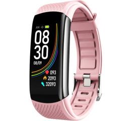 Купить Фитнес браслет C6T pink