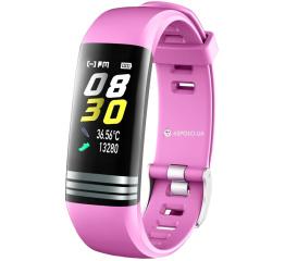 Купить Фітнес-браслет G26T pink