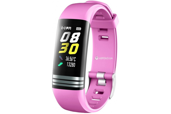 Фитнес браслет G26T pink