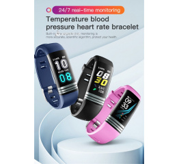 Купить Фітнес-браслет G26T pink в Украине