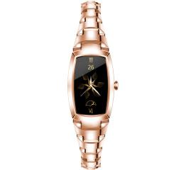 Купить Фітнес-браслет H8 Pro gold в Украине