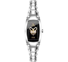 Купить Фітнес-браслет H8 Pro silver в Украине