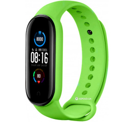 Купить Фітнес-браслет M 5 green