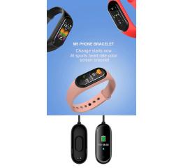 Купить Фитнес браслет M 5 orange в Украине