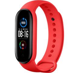 Купить Фитнес браслет M 5 red