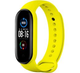 Купить Фітнес-браслет M 5 yellow