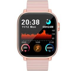 Купить Фитнес браслет M1Plus pink в Украине