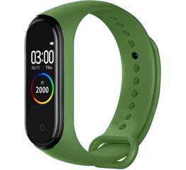 Купить Фітнес-браслет M4 green