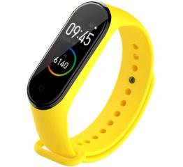Купить Фітнес-браслет M4 yellow