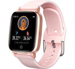 Купить Фитнес браслет T1 pink