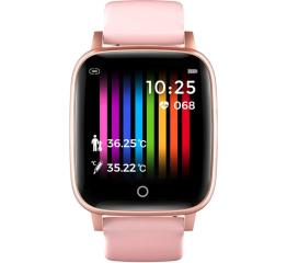 Купить Фитнес браслет T1 pink в Украине