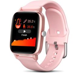Купить Фитнес браслет T98 pink