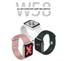 Купить Фитнес браслет W58 pink в Украине
